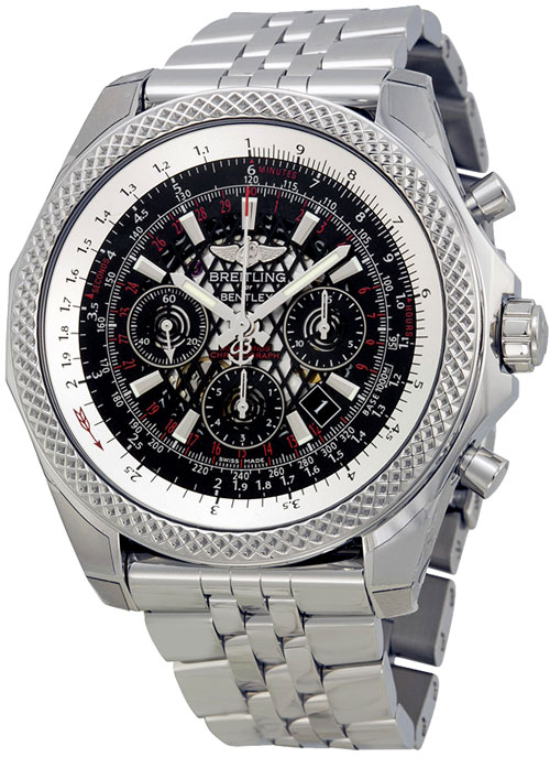 Breitling Breitling for Bentley Men's Watch Model AB06 Thumbnail 2