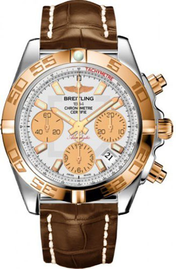 Breitling Chronomat B01 Men's Watch Model CB014012-G713BS