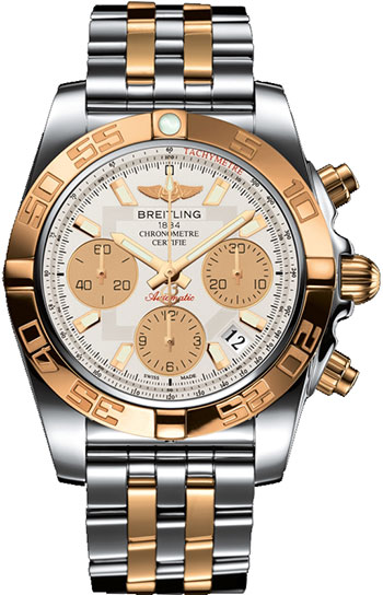 Breitling Chronomat B01 Men's Watch Model CB014012-G713TT