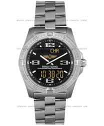Breitling Aerospace Men's Watch Model E7936210.B781