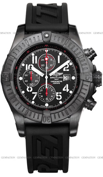 Breitling Super Avenger Men's Watch Model M1337010.B930-122S