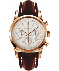 Breitling Transocean  Men's Watch Model: RB015212-G738