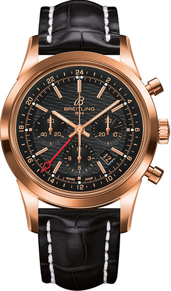 Breitling Transocean  Men's Watch Model RB045112/BC68