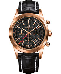Breitling Transocean  Men's Watch Model: RB045112/BC68