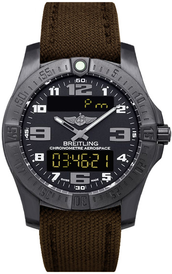 Breitling Aerospace Men's Watch Model V7936310-BD60-108W-M20DSA.1