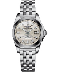 Breitling Galactic Ladies Watch Model W7234812-A784-791A