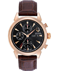 Bulova Gemini Chronograph  Men's Watch Model 64C104