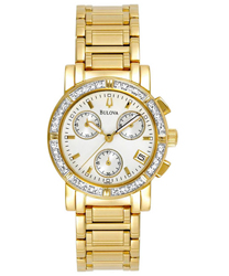 Bulova Diamond Ladies Watch Model 98R97