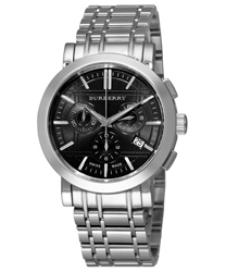 Burberry Heritage Mens Wristwatch
