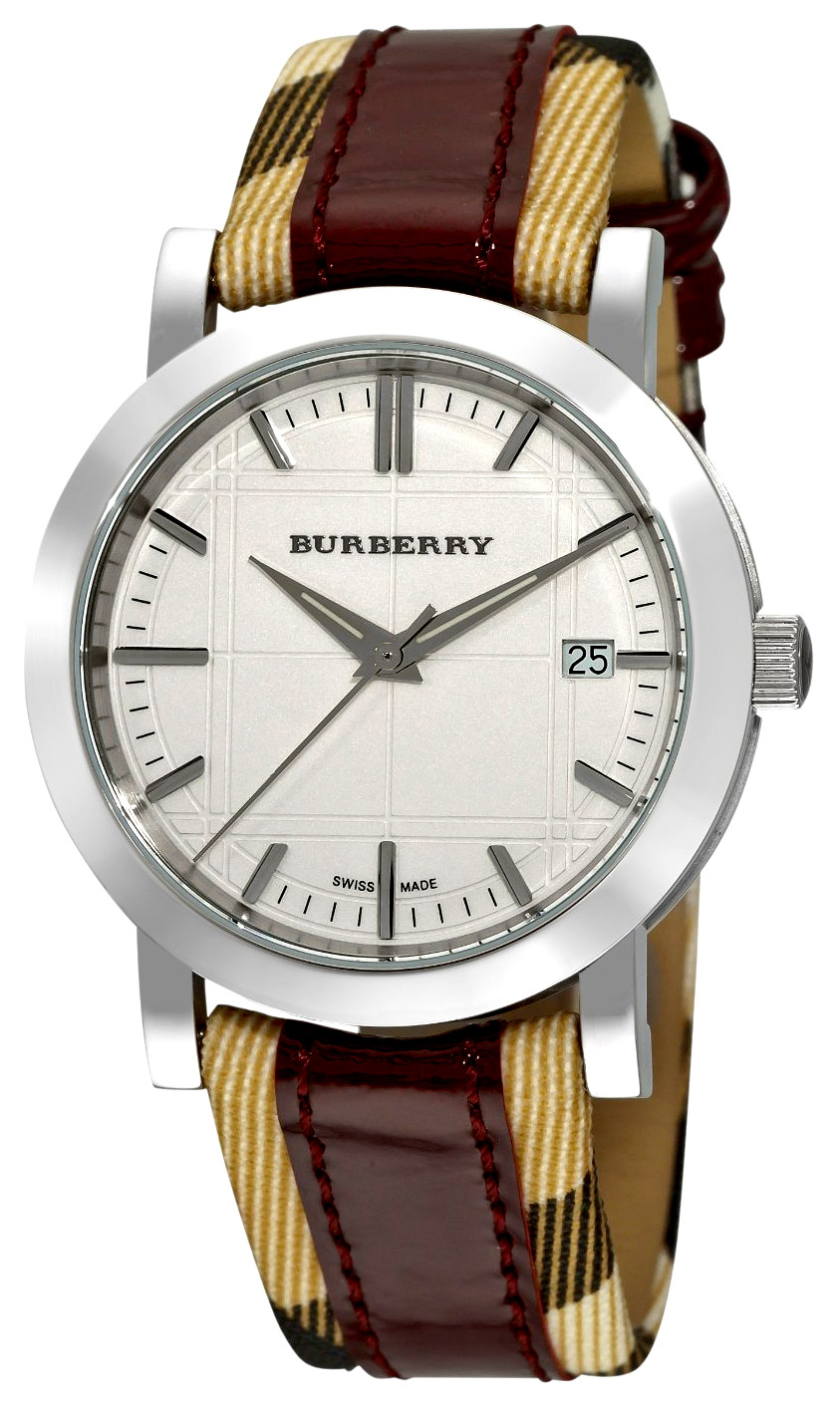 how to change date on burberry watch