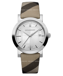 Burberry Nova Check Ladies Wristwatch