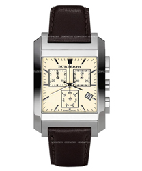 Burberry Square Check Men's Watch Model BU1565