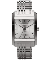 Burberry Square Check Mens Wristwatch