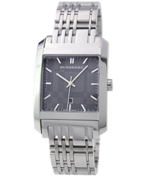 Burberry Square Heritage Mens Wristwatch