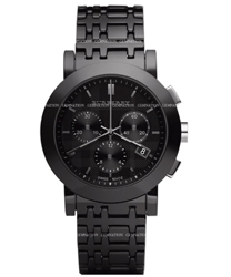 Burberry Ceramic Mens Wristwatch