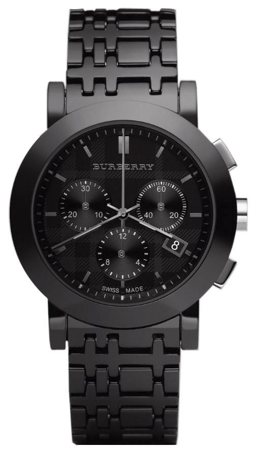 Burberry Ceramic Chronograph Men's Watch Model: BU1771