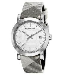 Burberry Smoked Check Ladies Wristwatch