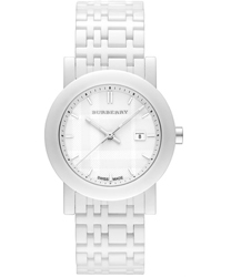 Burberry Ceramic Ladies Wristwatch