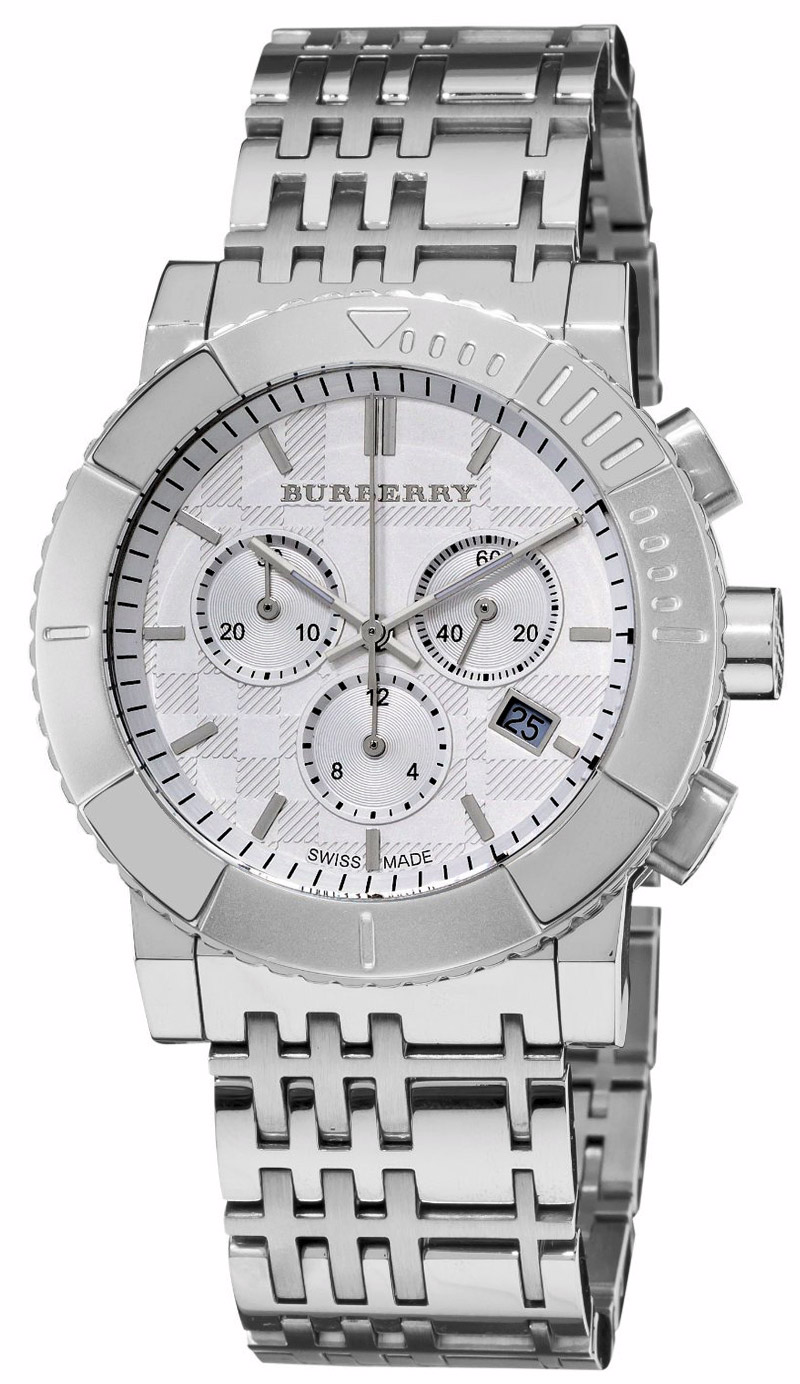Burberry Chronograph Trench Chronograph Men's Watch Model ...