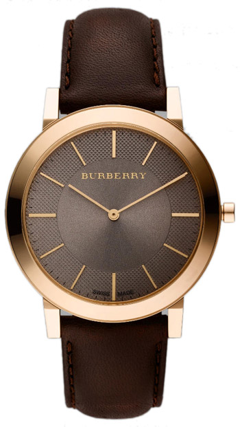 Burberry Slim Mens Wristwatch Model: BU2354