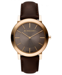 Burberry Slim Mens Wristwatch