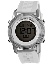Burberry Digital Mens Wristwatch