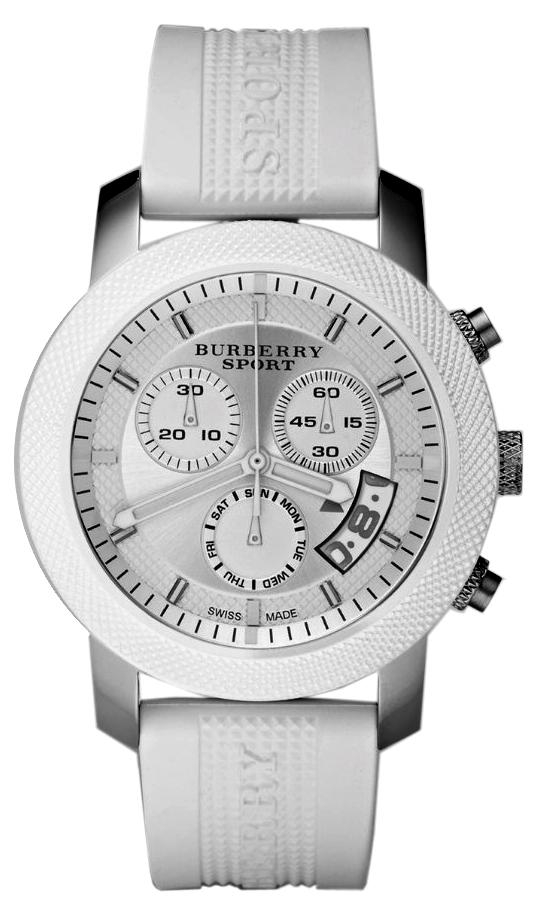 burberry sport chronograph model bu7760
