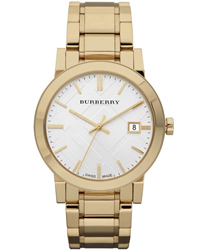 Burberry Check Dial Unisex Wristwatch Model: BU9003