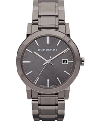 Burberry Check Dial Unisex Wristwatch Model: BU9007