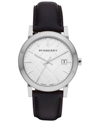 Burberry Check Dial Unisex Wristwatch Model: BU9008