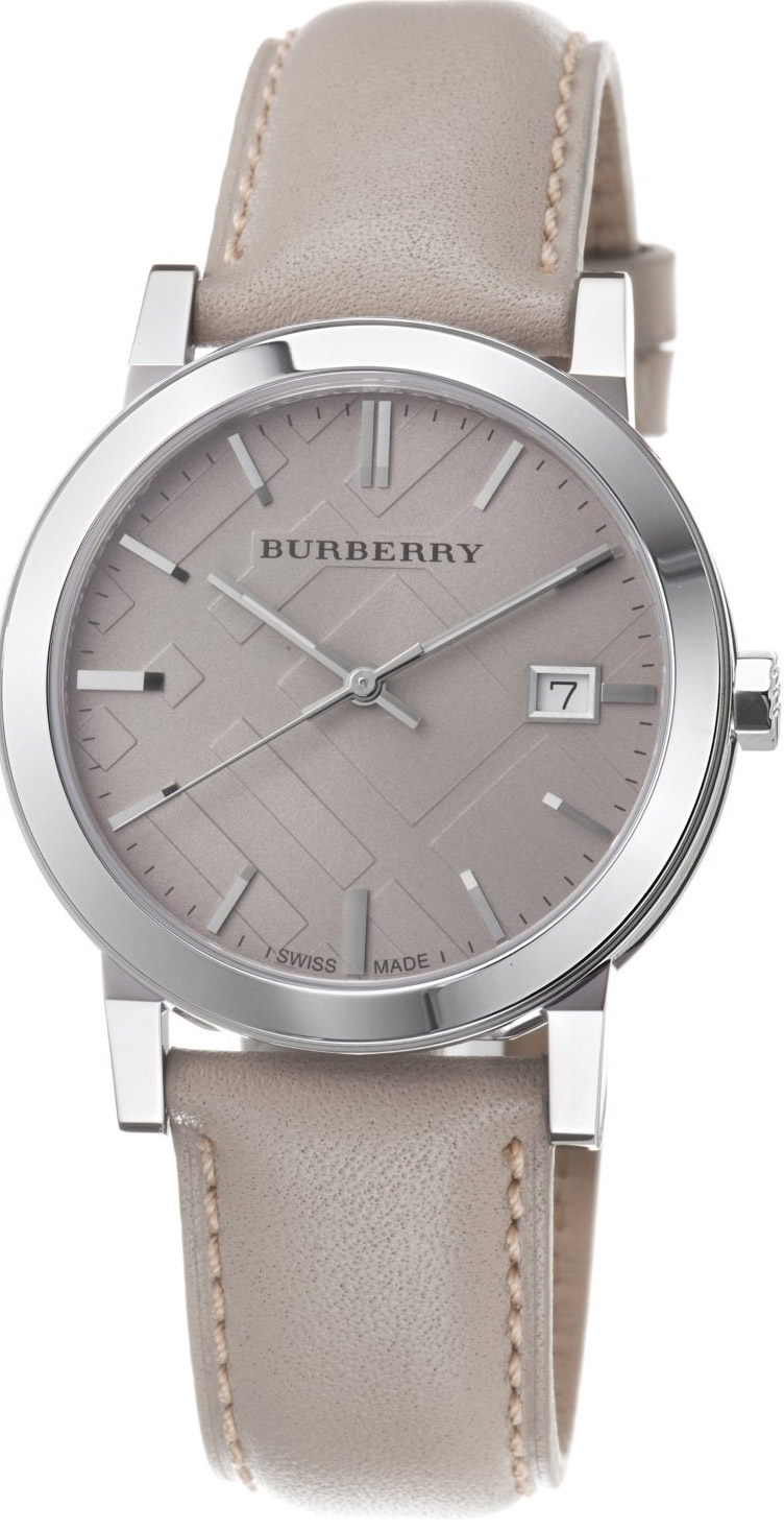 7ea88bd4235f Burberry Check Dial 38mm Unisex Watch Model  BU9010
