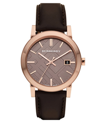 Burberry Check Dial Unisex Watch Model BU9013