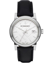 Burberry Check Dial Ladies Wristwatch