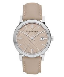 Burberry Check Dial Ladies Watch Model BU9107
