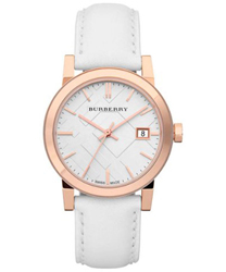 Burberry Check Dial Ladies Watch Model BU9108