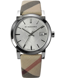 Burberry Check Dial Ladies Watch Model BU9113