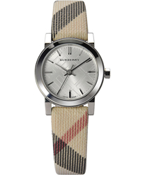 Burberry Check Dial Ladies Watch Model BU9212