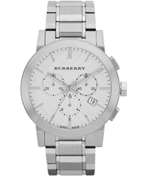 Burberry Large Check Men's Watch Model BU9350