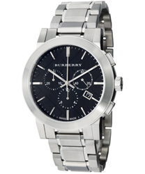 Burberry Large Check Mens Wristwatch