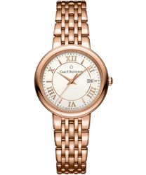 Carl F. Bucherer Adamavi Ladies Watch Model 00.10312.03.15.21