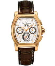 Carl F. Bucherer Patravi Men's Watch Model 00.10615.03.13.01