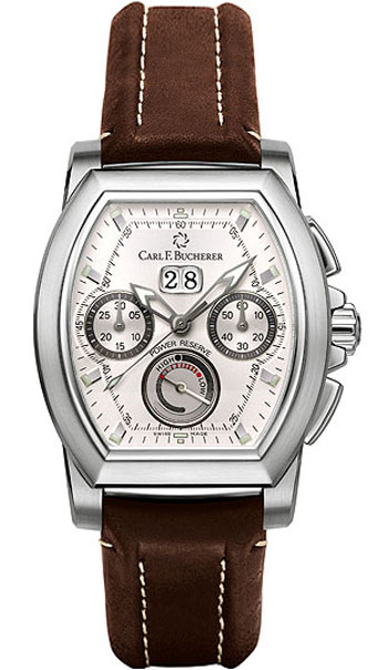 Carl F. Bucherer Patravi Men's Watch Model 00.10615.08.13.01