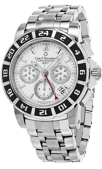 Carl F. Bucherer Patravi Men's Watch Model 00.10618.13.23.21
