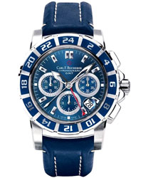 Carl F. Bucherer Patravi Men's Watch Model 00.10618.13.53.01