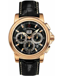 Carl F. Bucherer Patravi Men's Watch Model 00.10619.03.33.01