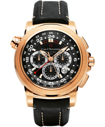 Carl F. Bucherer Patravi Men's Watch Model 00.10620.03.33.01