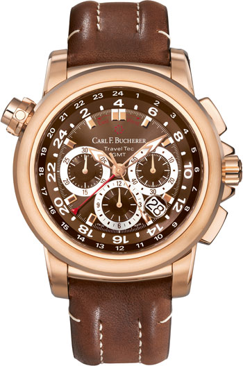 Carl F. Bucherer Patravi Men's Watch Model 00.10620.03.93.01