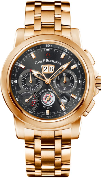 Carl F. Bucherer Patravi Men's Watch Model 00.10623.03.33.21