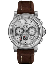 Carl F. Bucherer Patravi Men's Watch Model 00.10623.08.63.01