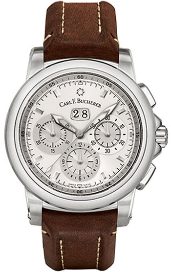 Carl F. Bucherer Patravi Men's Watch Model 00.10624.08.13.01